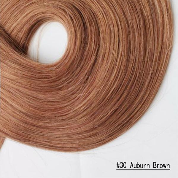 # 30 Оберн Браун