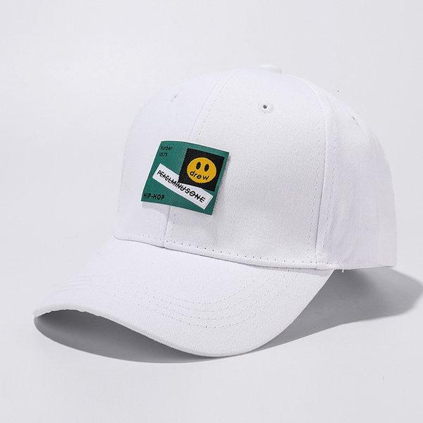 C3175-2 Fond vert Visage jaune