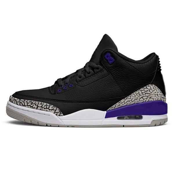 D11 Court Purple