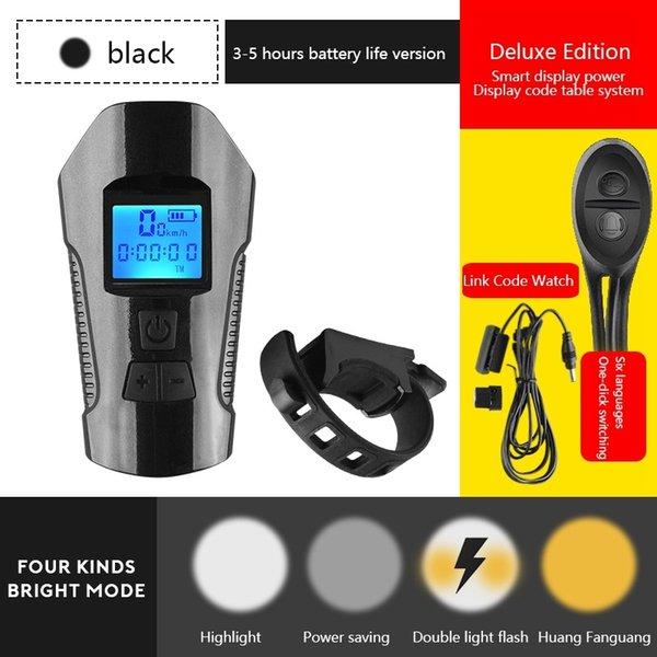 Black Speedometer