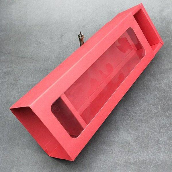 Dimensioni esterne rosse 250x90x65mm