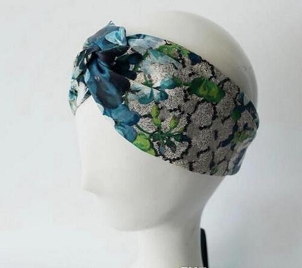 الأزهار الزرقاء