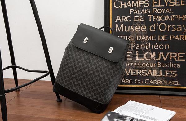 best selling Men Backpack Travel Men Water Repellent Laptop business Computer BackPack Male Plaid Large Capacity Bagpack