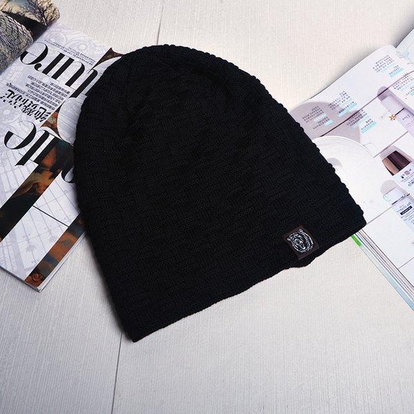Etiqueta Bear Head Black A-265