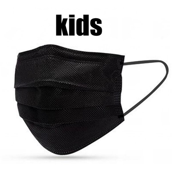 Çocuklar Siyah Maske