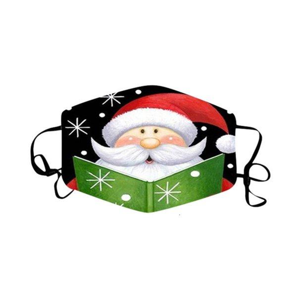 Weihnachtsmaske 05.