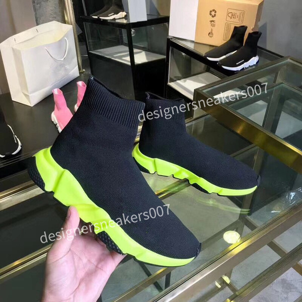 2021the new Men Women platform Running Shoes Triple Black White Sports Skateboarding High Low Cut Flax Mens Trainers Sneakers fz191008