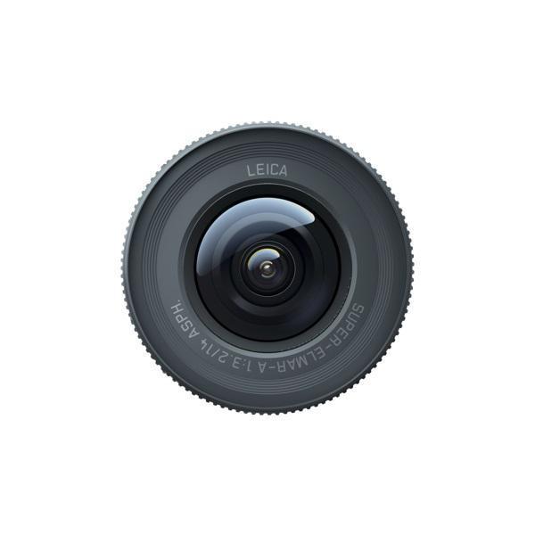 1-дюймовый Leica Lens