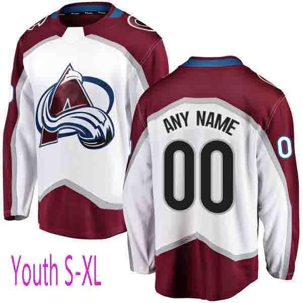 S-XL 백인 청소년