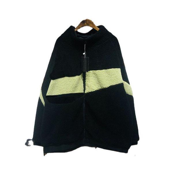 Gancio verde nero