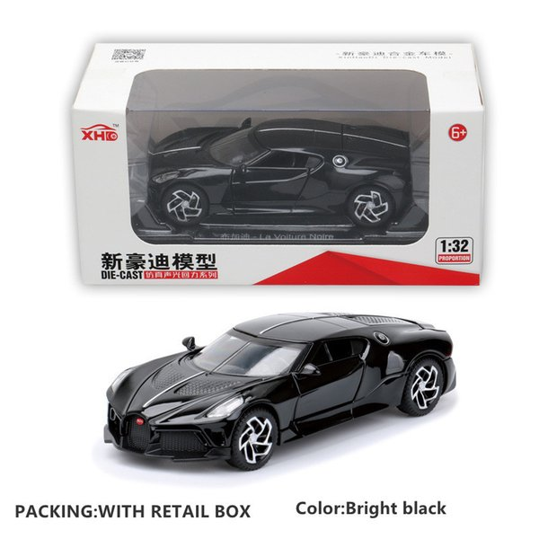 Bright Black Withbox