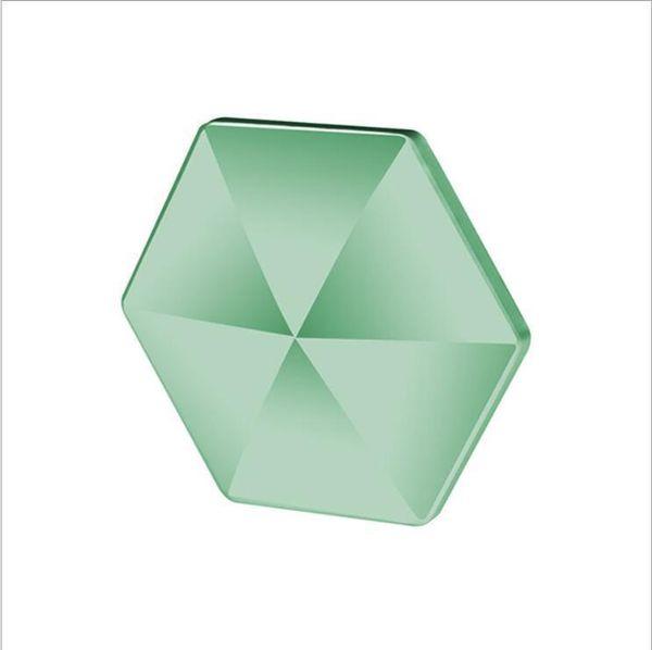 Зеленый - шестиугольник