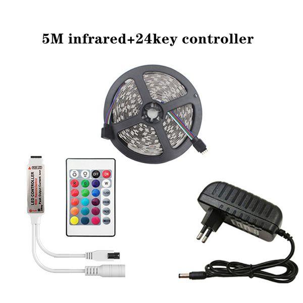 5m infravermelho + controlador 24key
