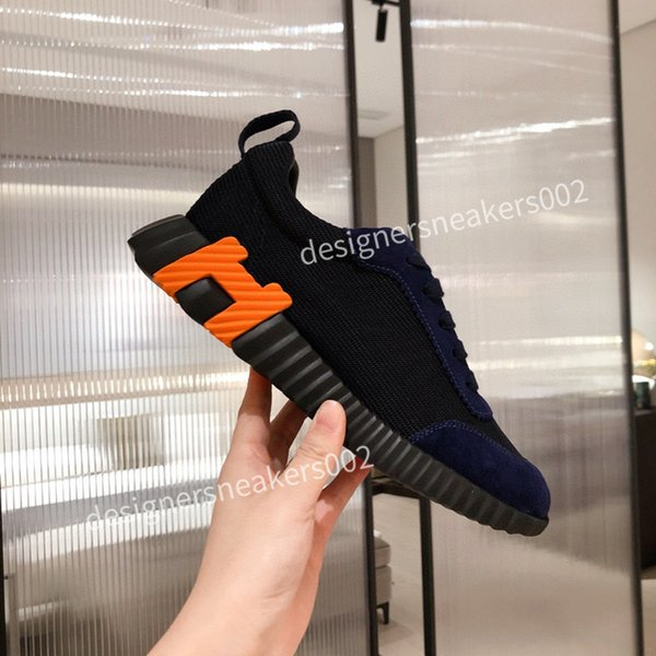 2021top Mans Cheap Best Quality Speed Trainer Black Walking Sneakers Men Women Black Red Casual Shoes Fashion Paris Sneakers qqxc201011