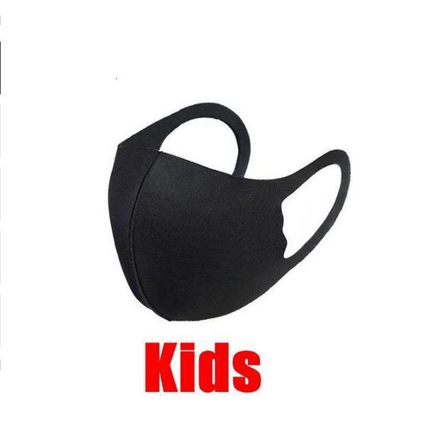 Preto Criança com saco de OPP