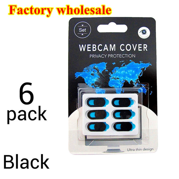best selling Hot sale in 2021 Camera Cover Plastic Sliding Shutter Magnet WebCam Cover Tablet Web Laptop PC Camera Mobile Phone Lenses Privacy Sticker
