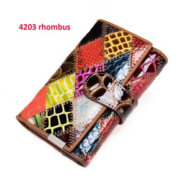4203ColorfulRhombus.