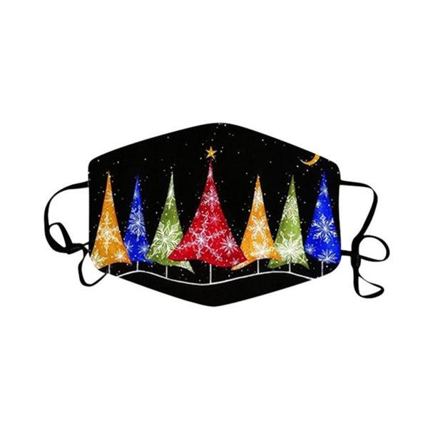 Weihnachtsmaske 03.