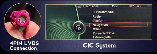 CIC система