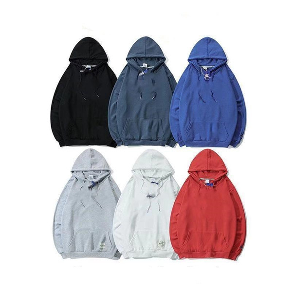 best selling 2021New Fashion Hoodie Men Women Sport Sweatshirt Asian SizeCotton Blend Thick Hoodie Pullover Long Sleeve Streetwear S-XXL