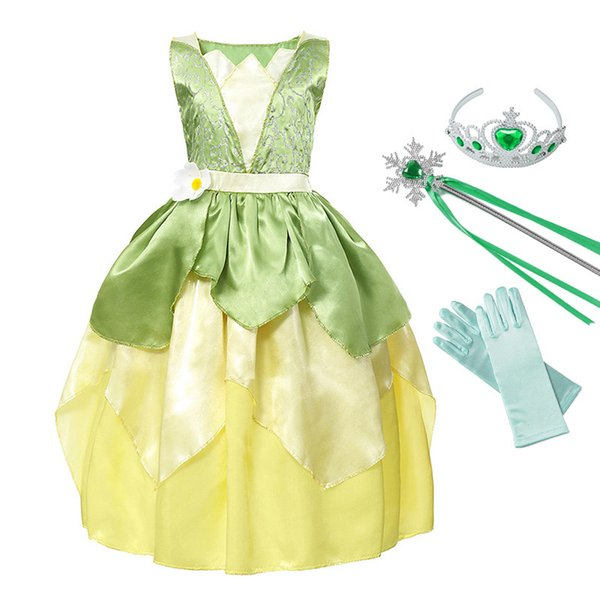 Tiana Dress Set 02
