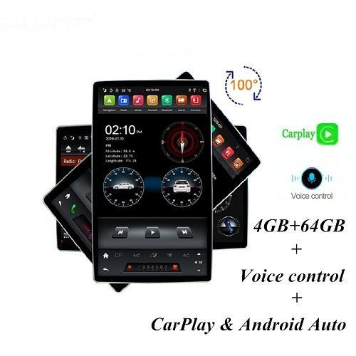 Carplay Voice Control과 64GB