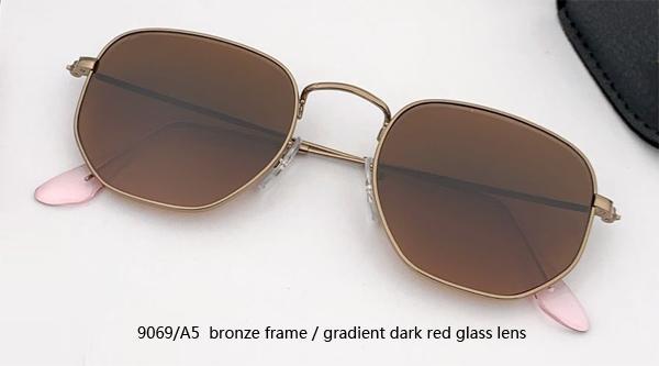 9069/A5 bronze/gradient dark red