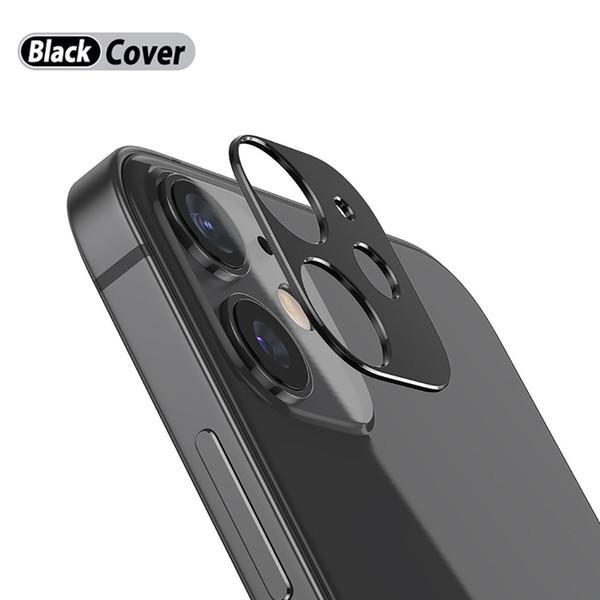 For iPhone 12 (5.4) Black