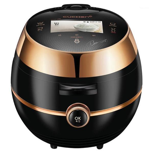 top popular Korean Cuchen PG1030 rice cooker 5L home multifunctional IH really high pressure intelligent 4-10 people1 2021
