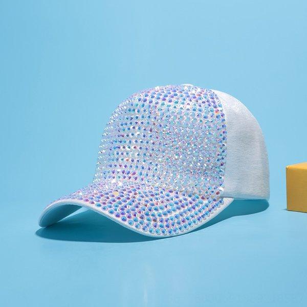 Gorra de tela blanca + ab