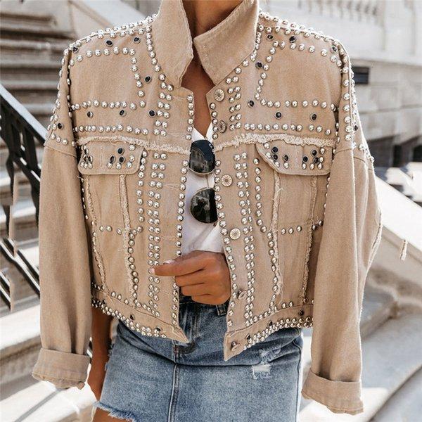 Jacket 1616S_Rivet Khaki