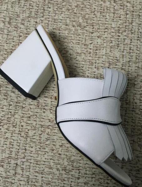 Gmodel # 2 cuir blanc