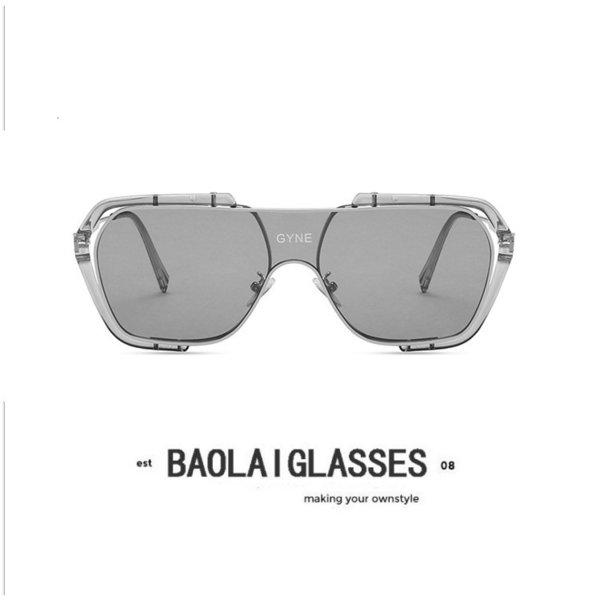 grigio trasparente