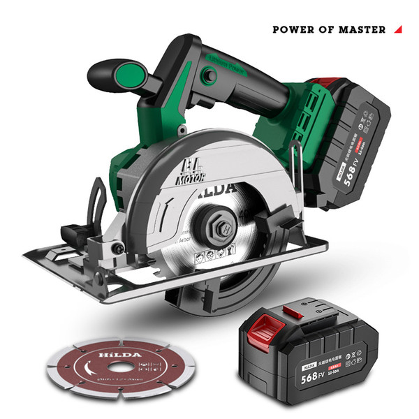top popular Circular Saw Power Tools with Blade Multi-function Efficiency Electric Saw Rotary tool For Cutting Woodworking Tools 2021