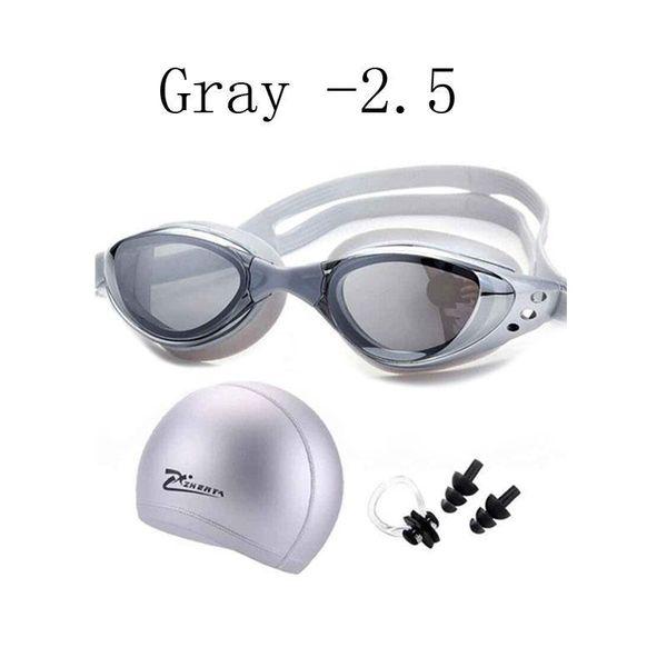 Black Myopia -2.5