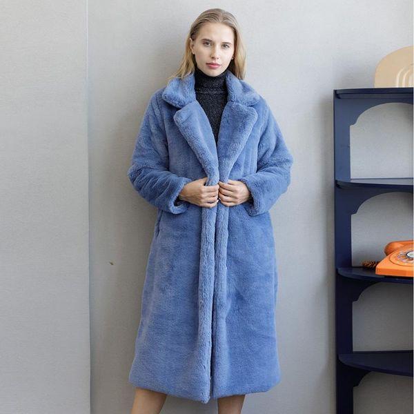 Azul cálido