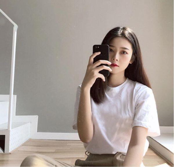 top popular Women Tshirts XS-5XL Fashion Women's T-shirt short sleeve Summer O-neck female Casual T-shirt popular girl t shirts soft casual tshirts 2021