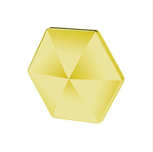 Желтый - шестиугольник
