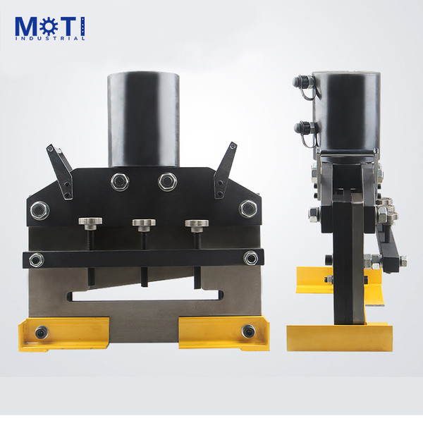 best selling Electric Copper Bar Cutting Machine Hydraulic Iron Plate Steel Plate With 220v Hydraulic Pump Station
