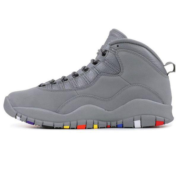 #18 Cool Grey II