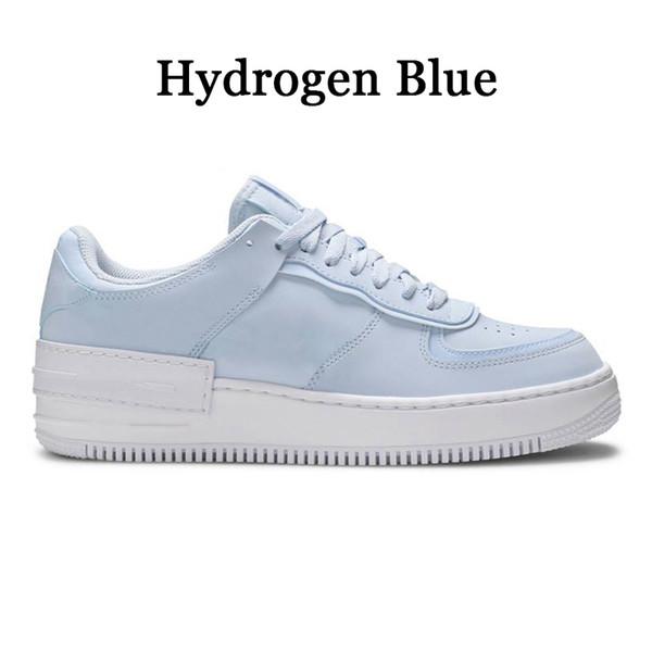 Wasserstoffblau.