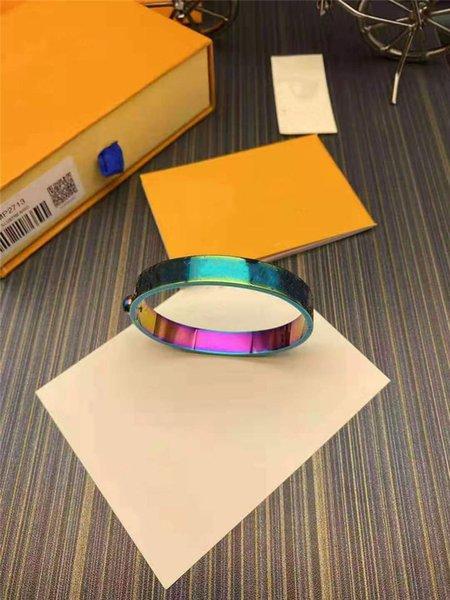 best selling Fashion Unisex Charm Bracelets With Letter Buckle Bracelet for Men Women Jewelry Free Chain Bracelet Fashion Jewelry 5 options