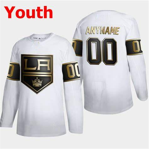 Youth White Golden Edition