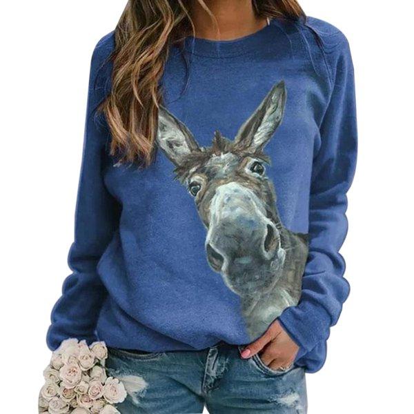 azul burro