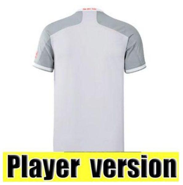 Jersey do jogador