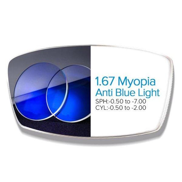 1,67 Myopieobjektiv