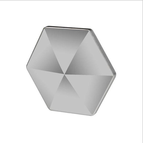 Серебро - шестиугольник