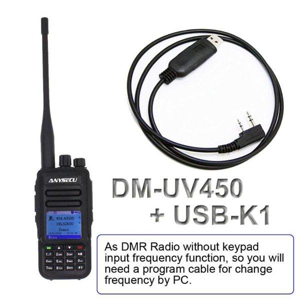 Chine DM450 et USB