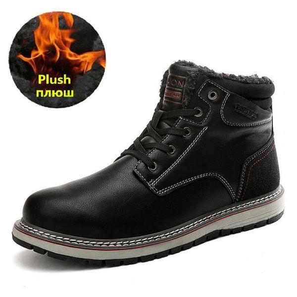 Plush Black