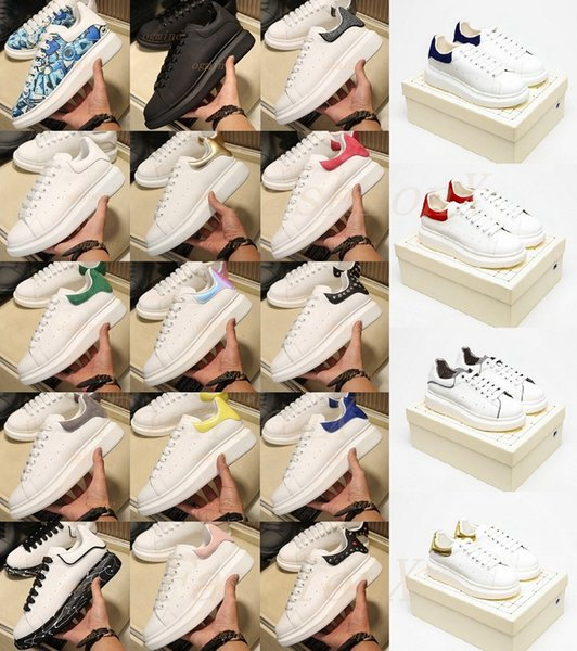 best selling mens platform shoe womens Classic Heightened oversized sneaker Suede Shining Diamond Top Leather Sneakers Trendy Flat Designer Casual Shoes
